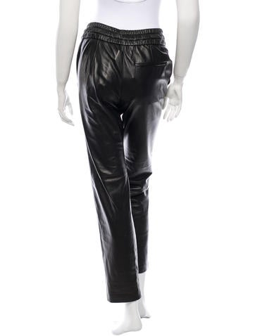 Leather Pants w/ Tags