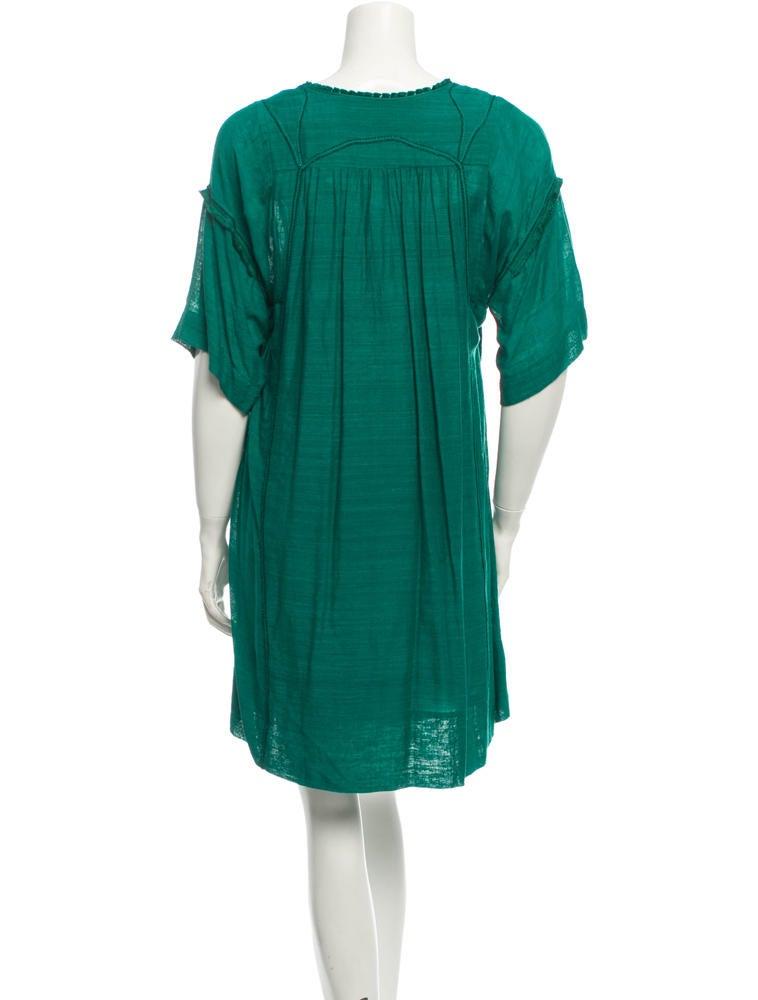 Isabel marant dress clothing isa23552 the realreal for Isabel marant shirt dress
