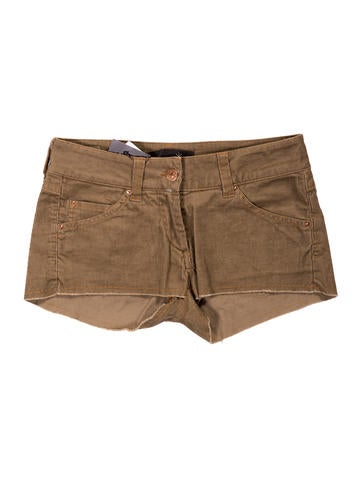 Corduroy Shorts w/ Tags