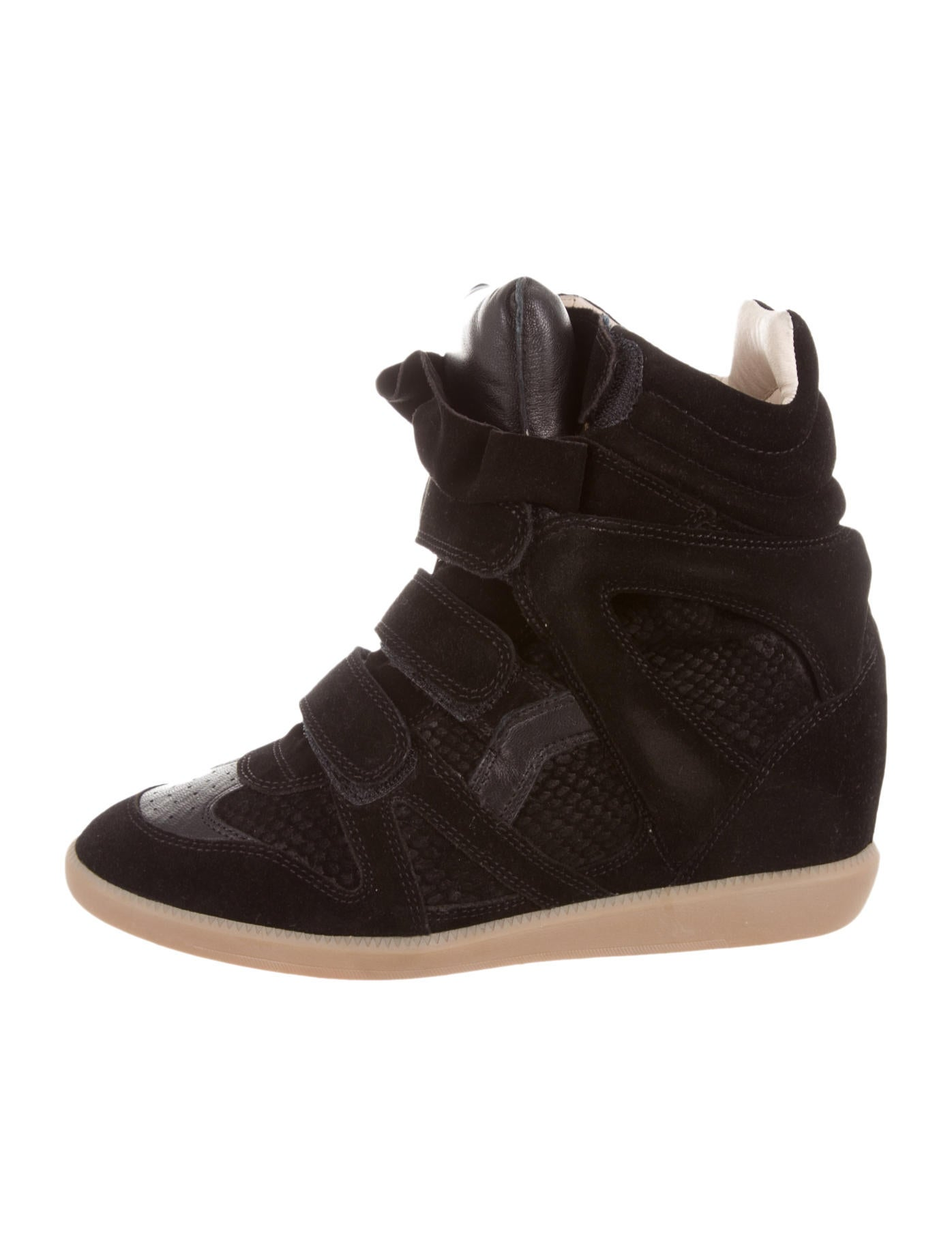 bf84930825d0 Isabel Marant Bazil Sneakers - Shoes - ISA28017
