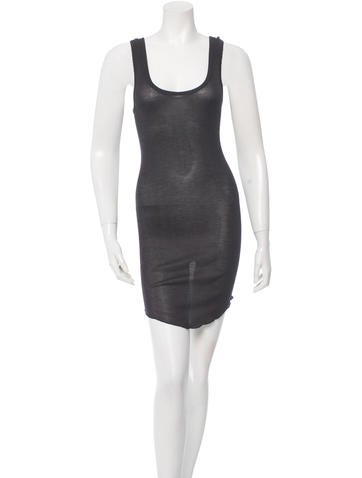 Isabel Marant Sleeveless Silk Dress w/ Tags None