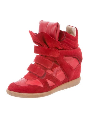 Beckett Wedges Sneakers