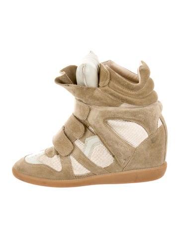 Beckett Wedge Sneakers