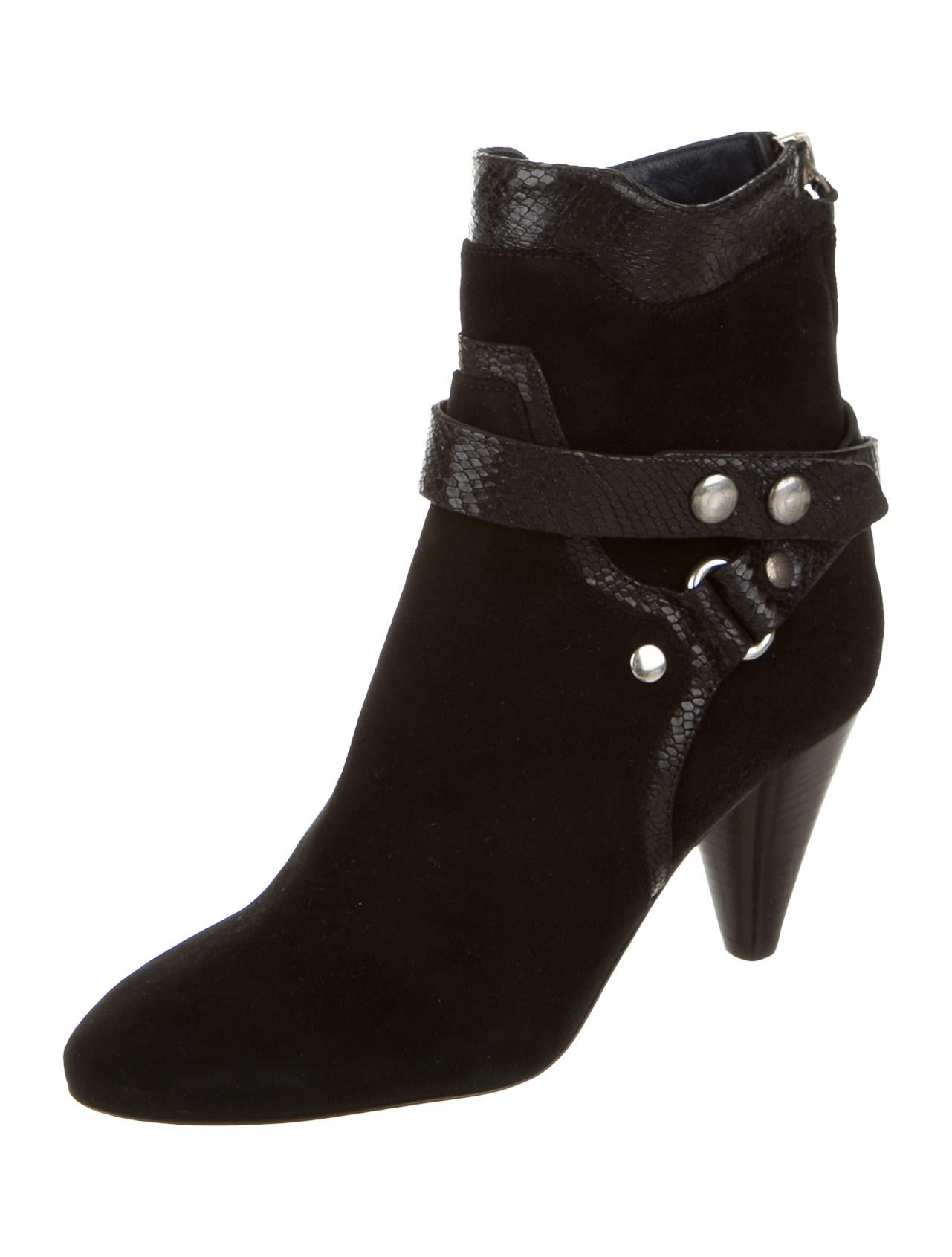 visit for sale supply online Isabel Marant Raya Pointed-Toe Booties n1j5rxpC