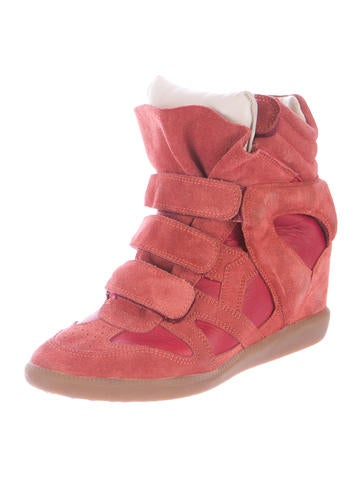 Beckett Wedge Sneakers