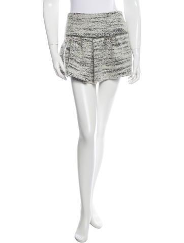 Isabel Marant Bouclé Mini Skirt