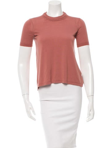 Isabel Marant Wool Short Sleeve w/ Tags None