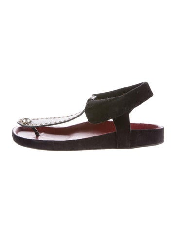 Layne Eyelet Sandals