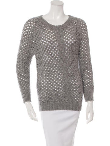 Isabel Marant Alpaca Wool-Blend Sweater None