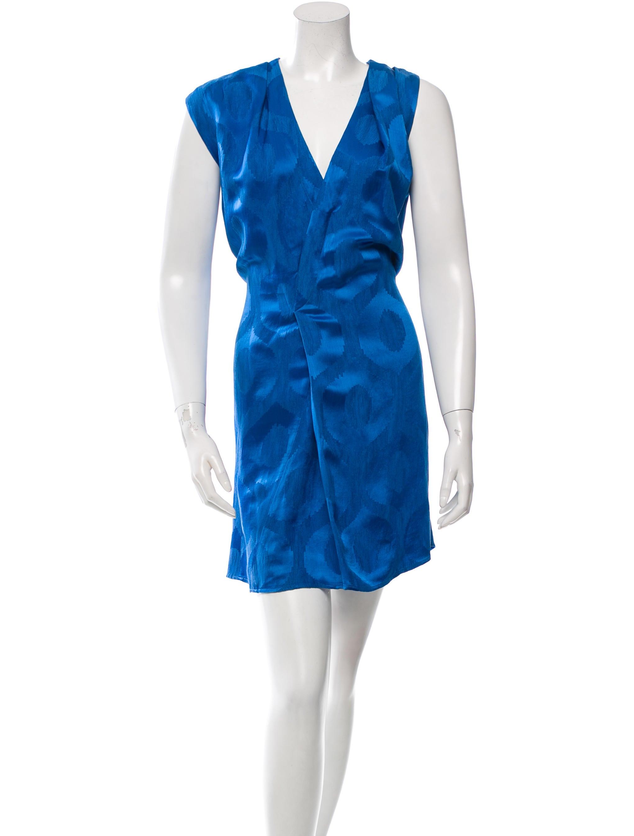 Isabel marant spring 2016 mini dress clothing isa35493 for Isabel marant shirt dress