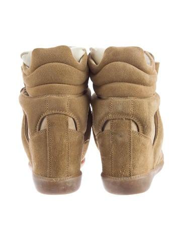 Beckett Suede Sneakers