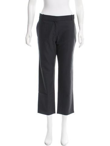 Isabel Marant Virgin Wool Cropped Pants w/ Tags