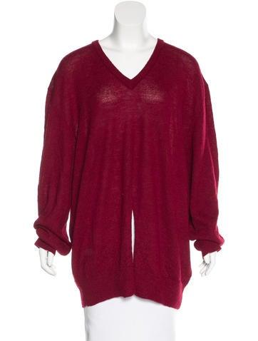 Isabel Marant Alpaca Knit Sweater None