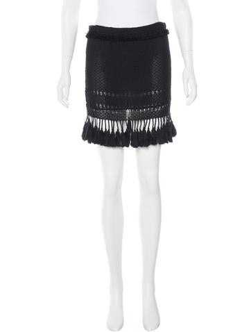 Isabel Marant Tifen Oceanic Skirt w/ Tags