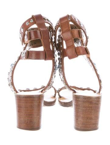 Embellished Carol Sandals