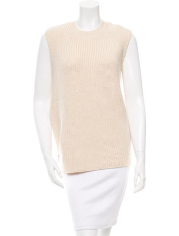 Étoile Isabel Marant Sleeveless Wool Sweater None