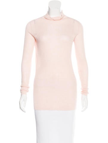 Isabel Marant Linen Long Sleeve Sweater None