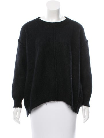 Isabel Marant Oversize Long Sleeve Sweater None