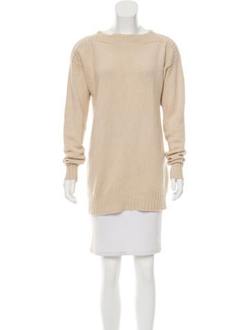 Isabel Marant Rib Knit Sweater None