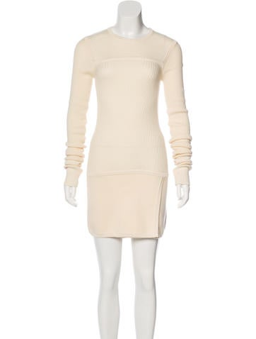 Isabel Marant Wool Sweater Dress None