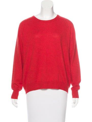 Isabel Marant Wool & Yak-blend Sweater None