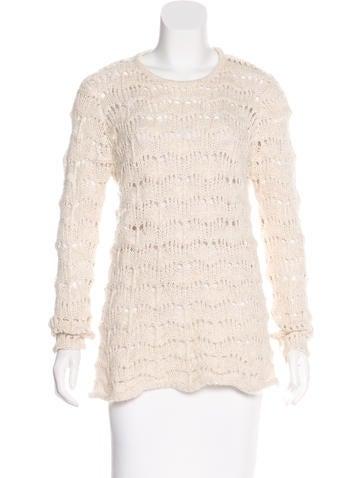 Isabel Marant Knit Bateau Neck Sweater None