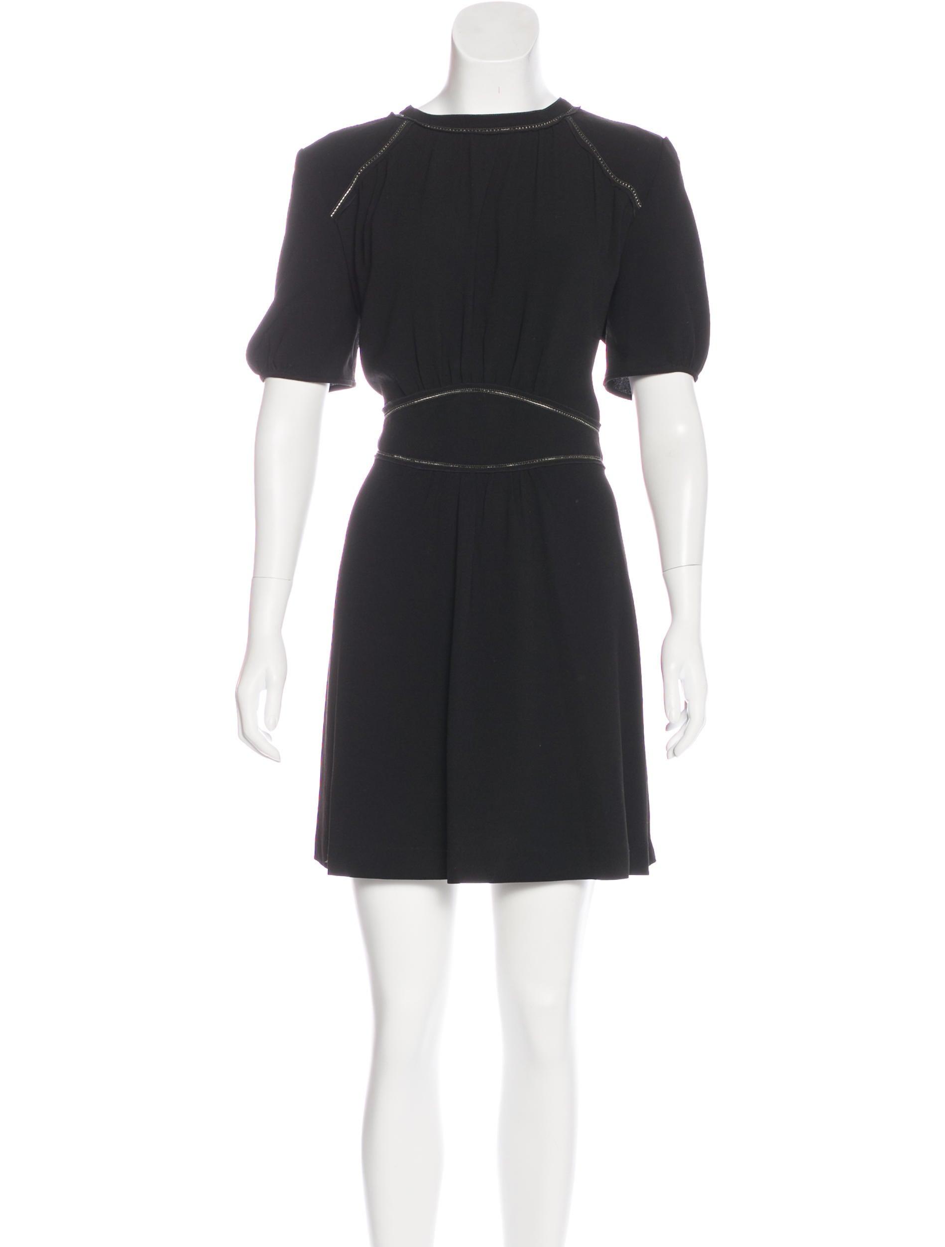 Isabel marant short sleeve mini dress clothing for Isabel marant shirt dress