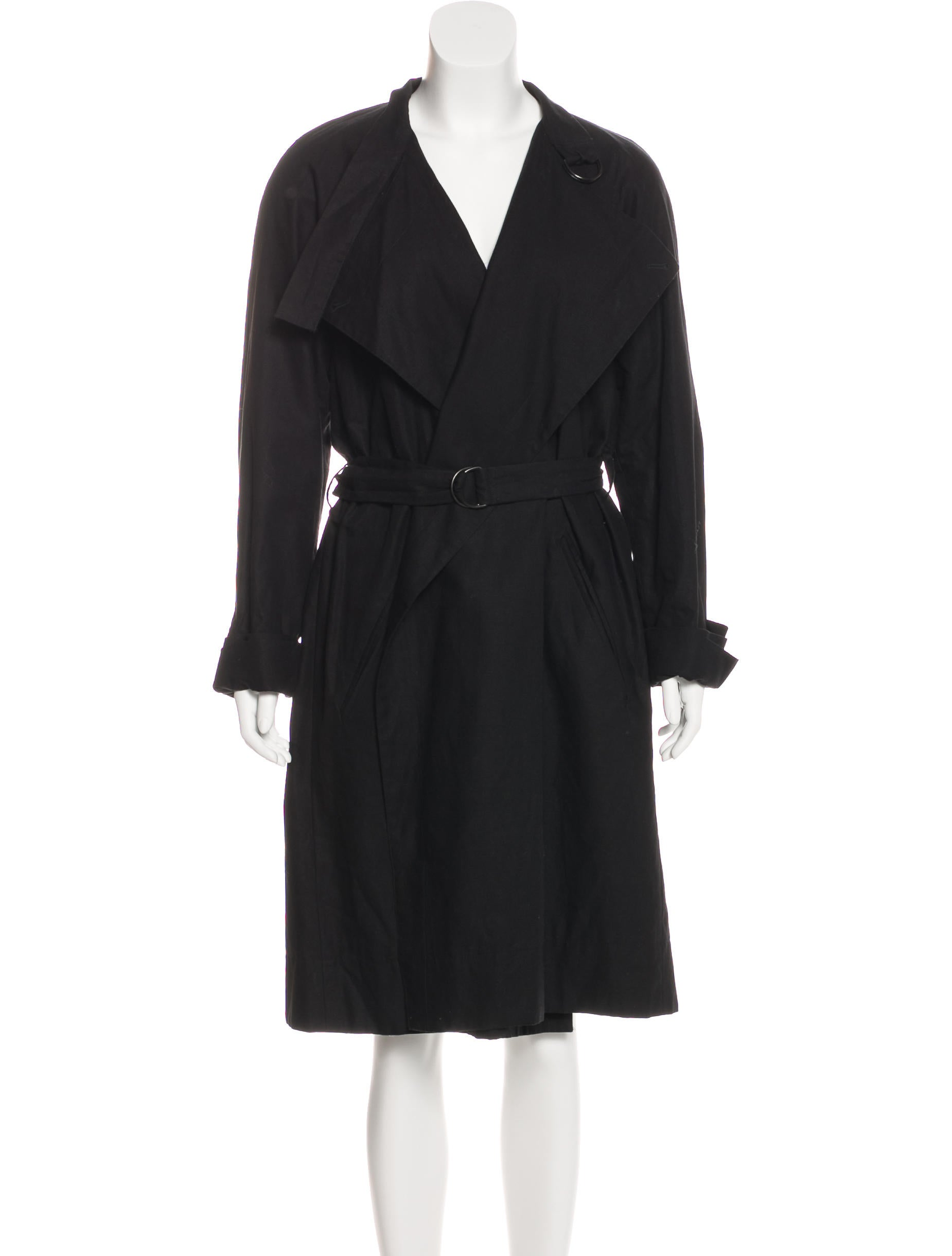 Isabel Marant Long Woven Coat - Clothing - ISA45642 | The RealReal