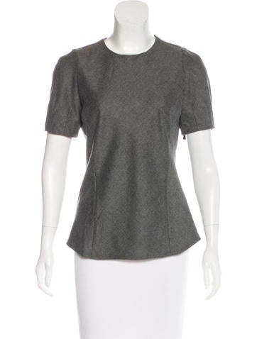 Isabel Marant Wool & Cashmere-Blend Knit Top None
