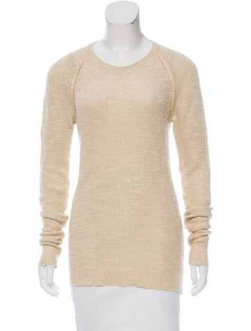 Isabel Marant Knit Long Sleeve Top None
