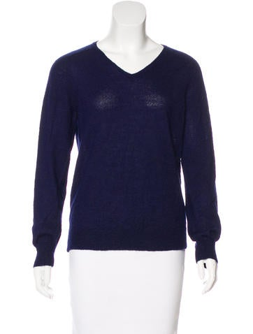 Isabel Marant Baby Alpaca Knit Sweater None