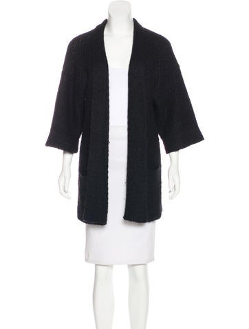 Isabel Marant Long Knit Cardigan None