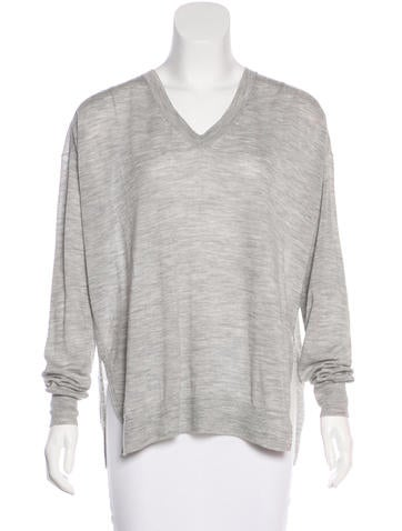 Isabel Marant Lightweight Wool Sweater None