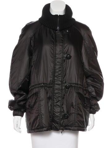 Isabel Marant Long Sleeve Puffer Jacket None