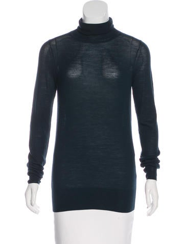 Isabel Marant Wool Turtleneck Top None