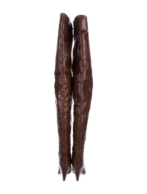207a11d0e31 Isabel Marant 2017 Lostynn Over-The-Knee Boots - Shoes - ISA49554 ...
