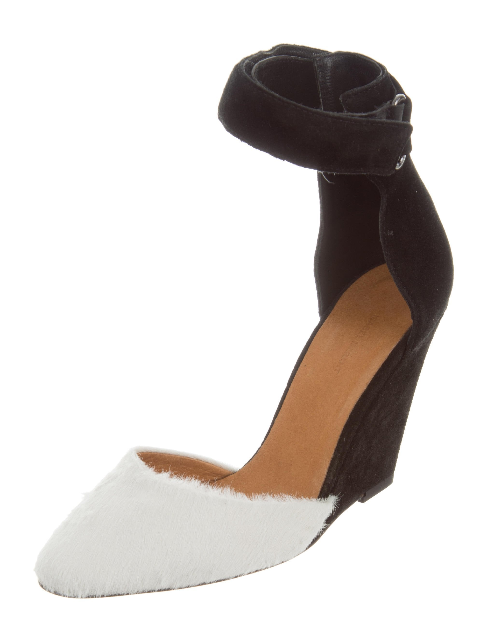 cheap sale outlet store new arrival for sale Isabel Marant Ponyhair Shane Wedges Hv1IK
