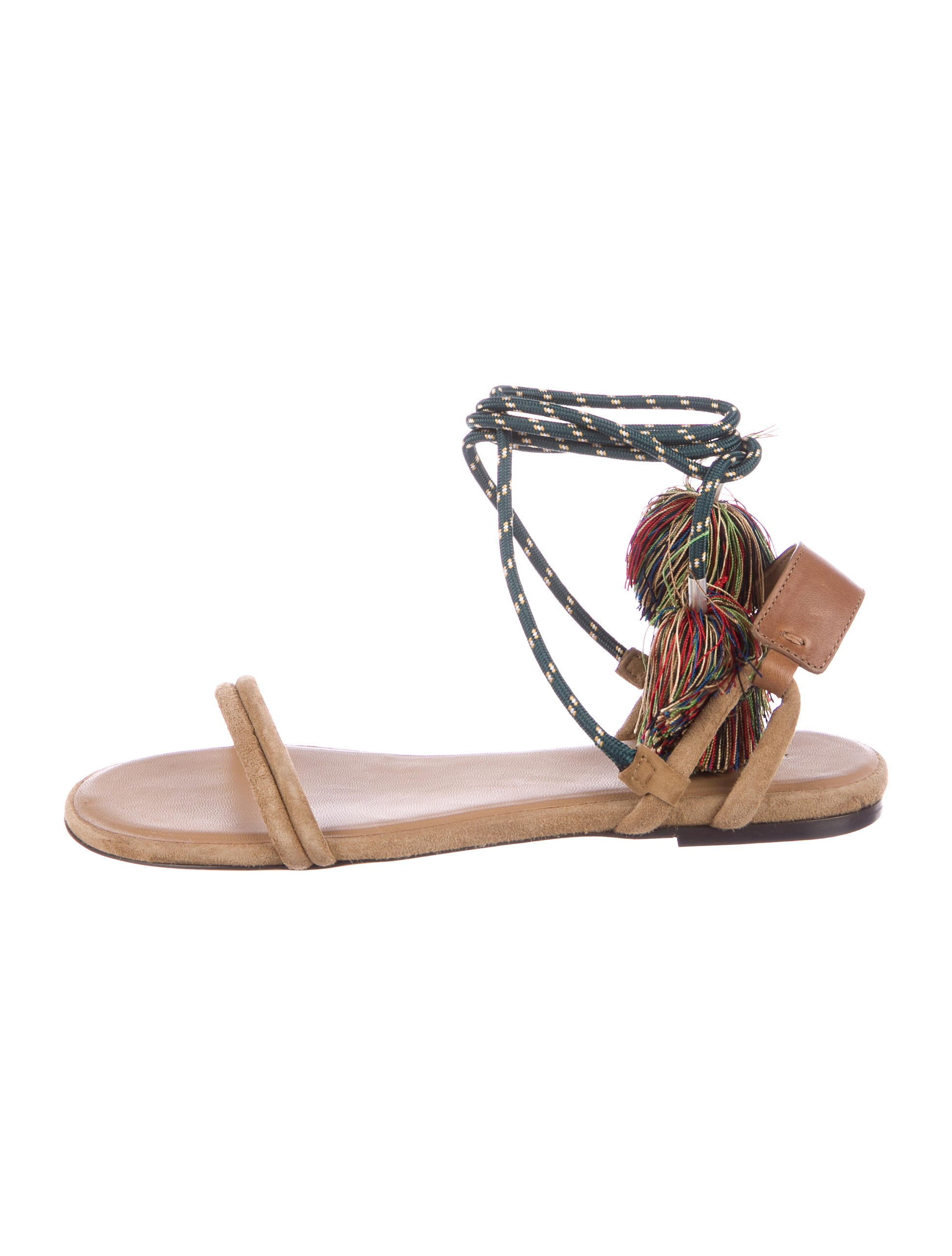 ... paypal clearance 2014 cheap sale factory outlet. Isabel Marant Cook  Wrap-Around Sandals 81d8f64c6e