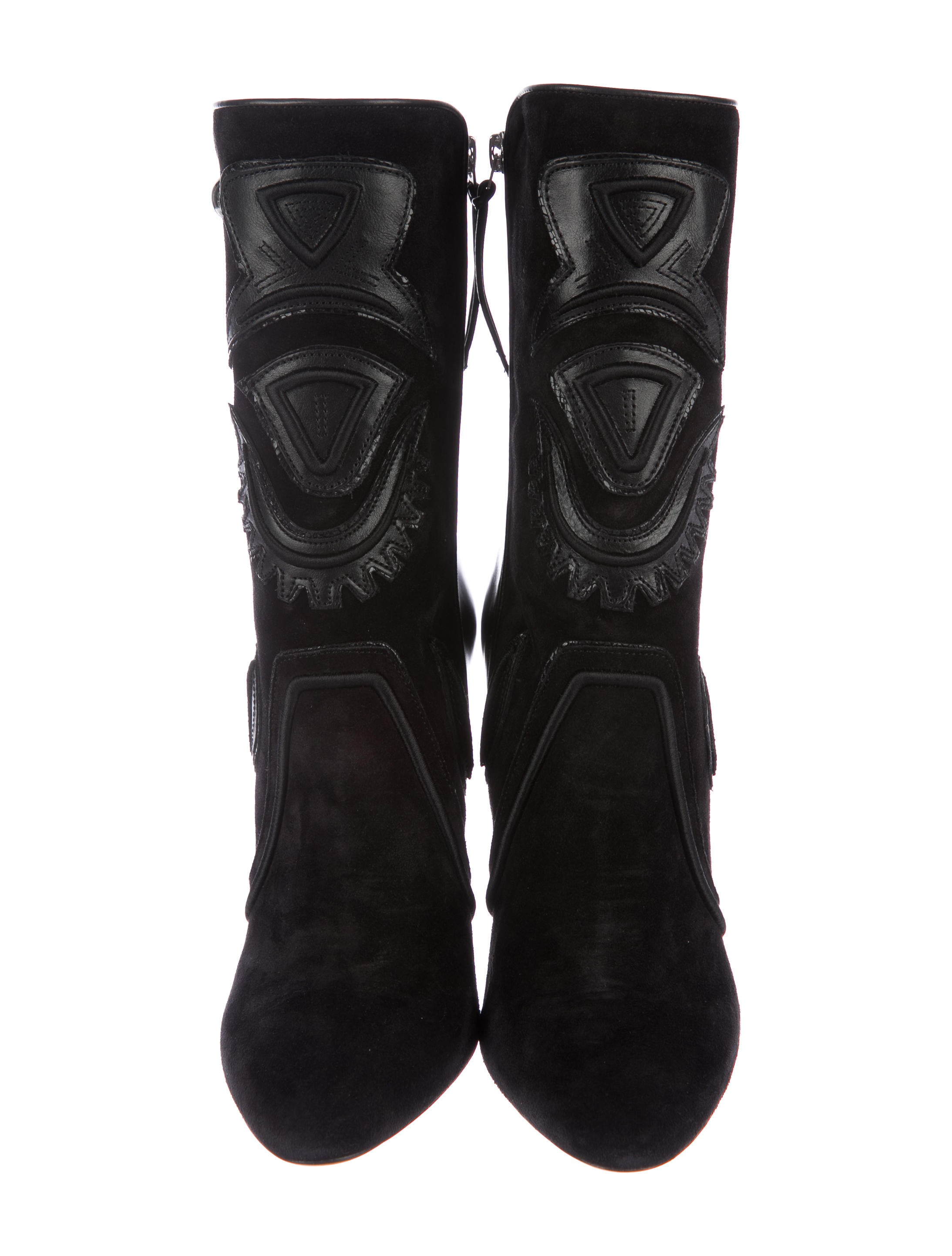 Isabel Marant Liv Mid-Calf Boots w/ Tags Inexpensive cheap online A1NlQQmdm
