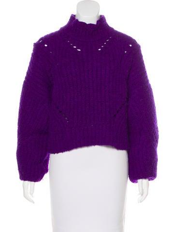 Isabel Marant Knit Turtleneck Sweater None