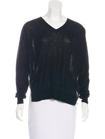 Isabel Marant Wool Oversize Sweater None