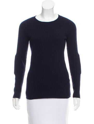 Isabel Marant Crew Neck Wool Sweater None