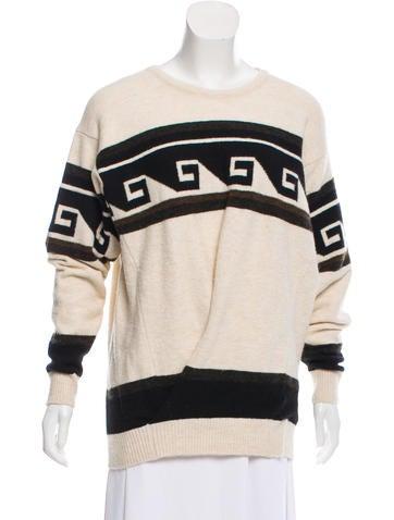 Isabel Marant Samuel Oversize Sweater None