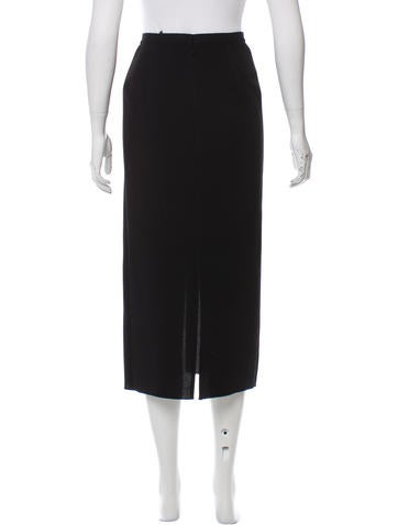 Midi Pencil Skirt w/ Tags