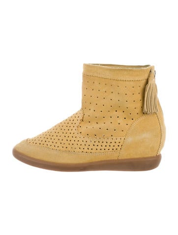 Beslay Wedge Sneakers