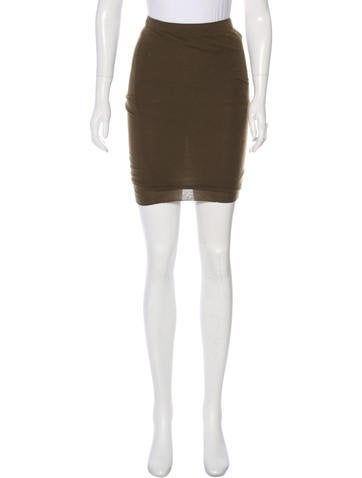 Isabel Marant Cashmere Knee Length Skirt by Isabel Marant