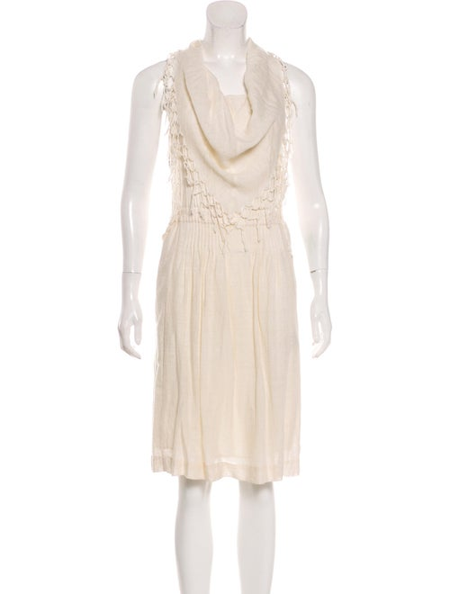 Isabel Marant Silk Midi Dress