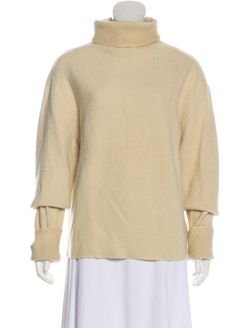 Isabel Marant Long Sleeve Turtleneck Sweater