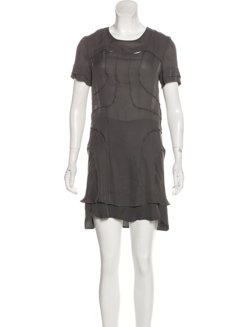 Isabel Marant Silk Mini Dress