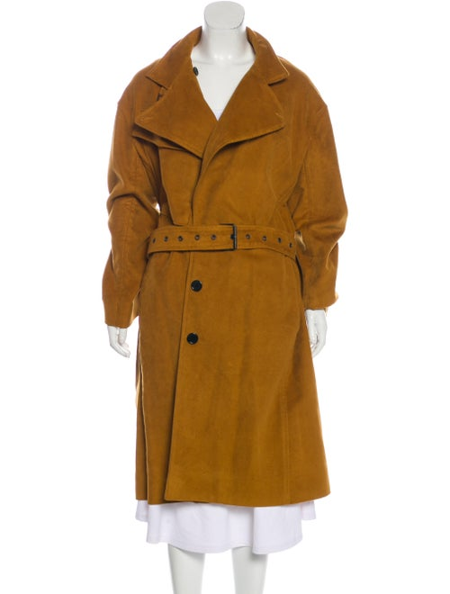Isabel Marant Belted Long Coat